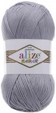 Alize BAHAR 21 серый