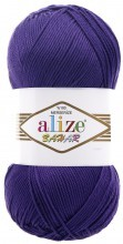 Alize BAHAR 44 фиолетовый
