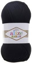 Alize BAHAR 60 черный