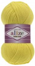 Alize COTTON GOLD 110 желтый