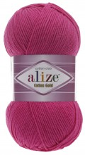 Alize COTTON GOLD 149 малиновый