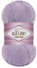 Alize COTTON GOLD 166 лиловый