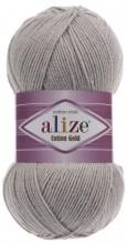 Alize COTTON GOLD 200 св.серый