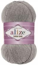 Alize COTTON GOLD 21 св.серый