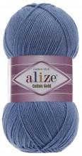 Alize COTTON GOLD 236 св.синий