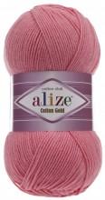 Alize COTTON GOLD 33 розовый
