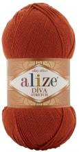 Alize DIVA STRETCH 36 терракот