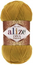 Alize DIVA STRETCH 488 желток