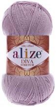 Alize DIVA STRETCH 505 сирень