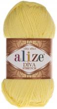 Alize DIVA STRETCH 643 лимон