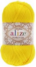 Alize FOREVER 110 желтый