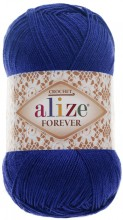 Alize FOREVER 141 василек