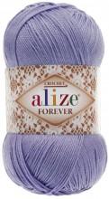 Alize FOREVER 158 сиреневый