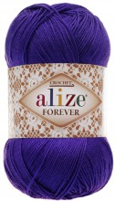 Alize FOREVER 252 фиолет