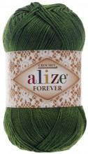 Alize FOREVER 35 зеленый