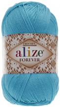 Alize FOREVER 376 св.бирюза