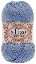 Alize FOREVER 40 голубой