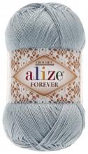 Alize FOREVER 52 св.серый