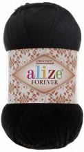 Alize FOREVER 60 черный