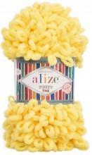Alize PUFFY FINE 113 лимон