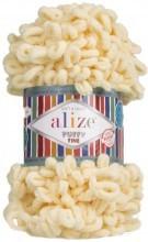 Alize PUFFY FINE 160 медовый