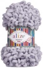 Alize PUFFY FINE 268 сиреневая дымка