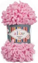 Alize PUFFY FINE 39 розовый