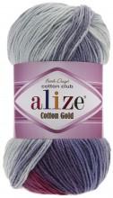 Alize COTTON GOLD BATIK 3686 роз-сир-бир-сер-белый